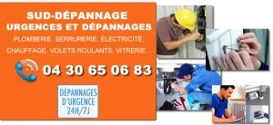 Urgences Dépannage Nice