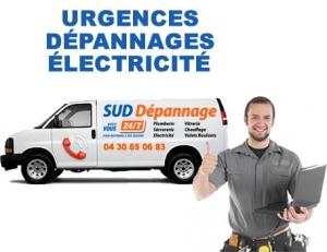 electricien urgence