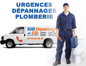 plombier urgence