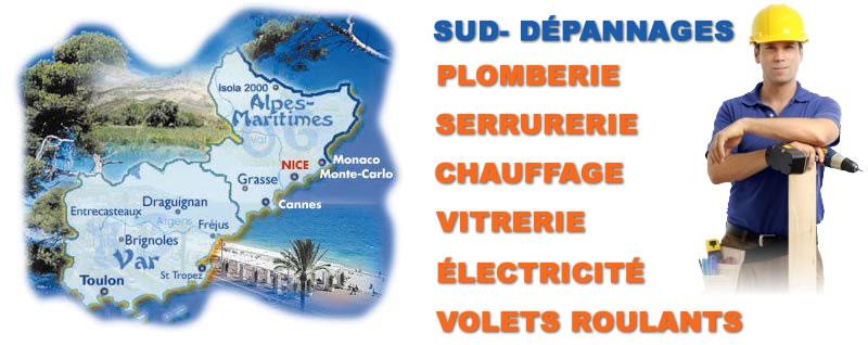 Dépannages Toulon